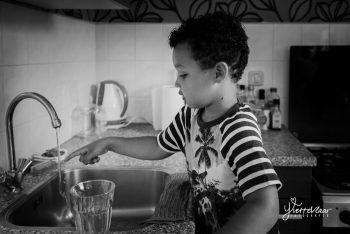 Pannenkoekentijd Adinda en Dinairo