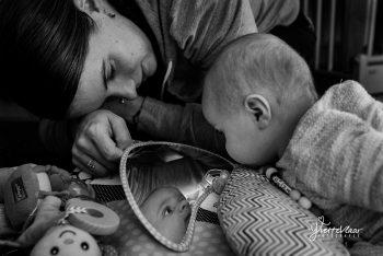Familie De Vries | Storytelling familie fotografie